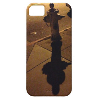 Fire Hydrant at Night iPhone 5 case