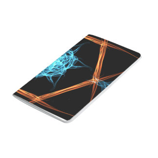 Fire & Ice Flake Lined Pocket Journal