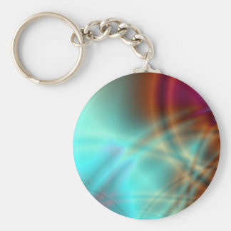 Fire & Ice - keychain