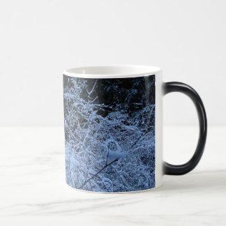 Fire & Ice Morphing Mug