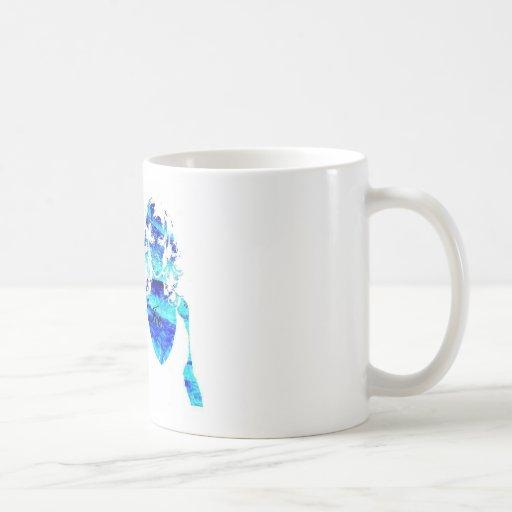 Fire/Ice Coffee Mug
