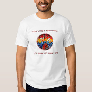 fire & ice t-shirts