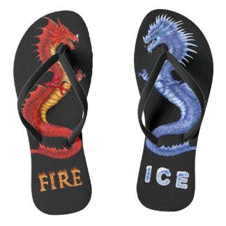 FIRE & ICE THONGS