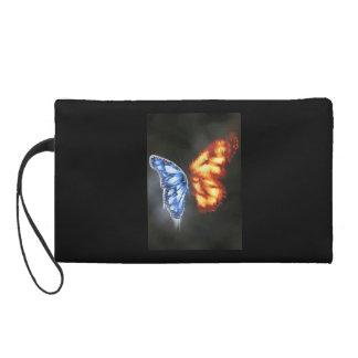 Fire ice wristlet purse