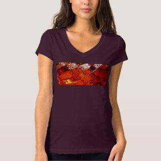 Fire II Women's Crew Neck T-Shirt