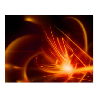 Fire in our Hearts Postcard