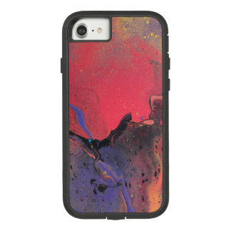 Fire in the Heavens Acrylic Pour Case-Mate Tough Extreme iPhone 8/7 Case
