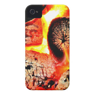 Fire in the Hole! iPhone 4 Cover