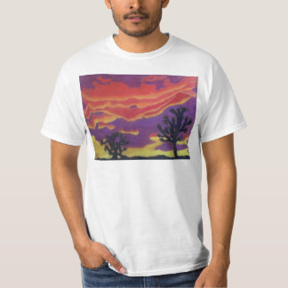 Fire in the Sky Discount T-Shirt