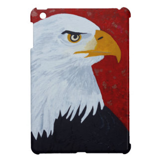 Fire In The Sky Eagle. Cover For The iPad Mini