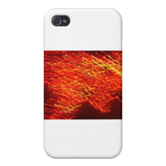 Fire In The Sky iPhone 4/4S Cases
