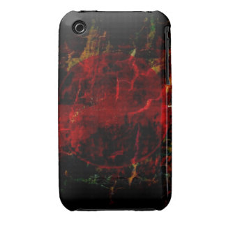 Fire iPhone 3 Case-Mate Cases