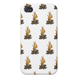 Fire iPhone 4/4S Covers