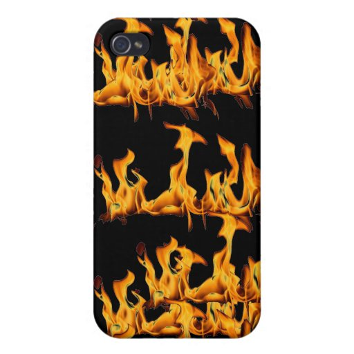 FIRE CASES FOR iPhone 4