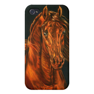 Fire iPhone 4 Case