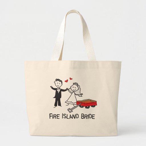 Fire Island Bridal Favors Tote Bag