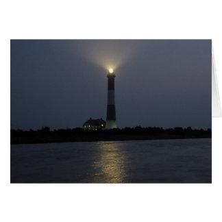 Fire Island Lighthouse Card