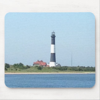 Fire Island lighthouse mouse pad