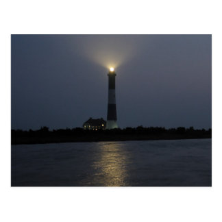 Fire Island Lighthouse Postcard