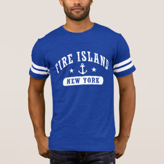 Fire Island New York T-Shirt