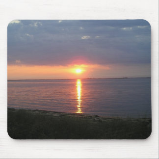 Fire Island Sunset Mouse Pad