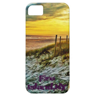 Fire Island Sunset on the Beach iPhone 5 Covers