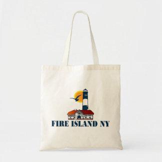 Fire Island. Tote Bag