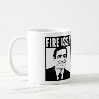 FIRE ISSA COFFEE MUG
