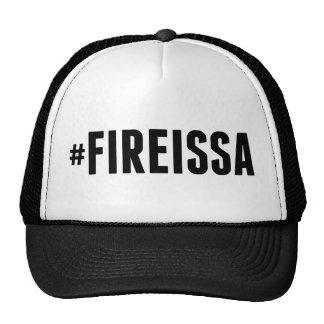 FIRE ISSA TRUCKER HAT