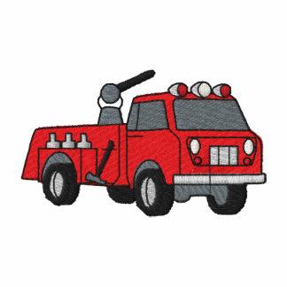 Fire Jeep