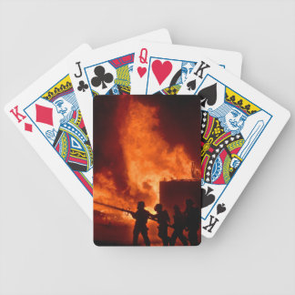 Fire.jpg Bicycle Playing Cards