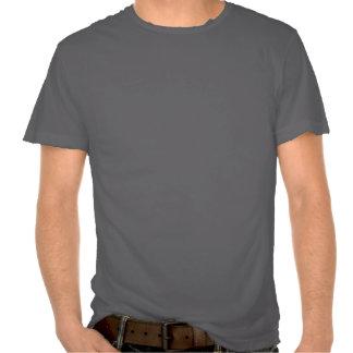 Fire Kanji Men s Dark Destroyed T-Shirt