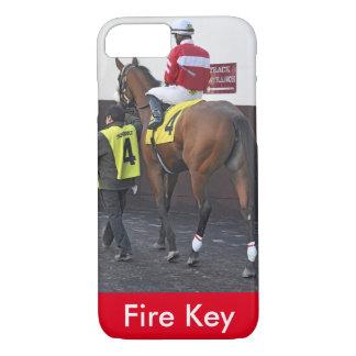 Fire Key iPhone 8/7 Case