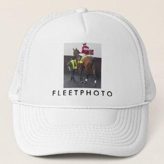 Fire Key Trucker Hat