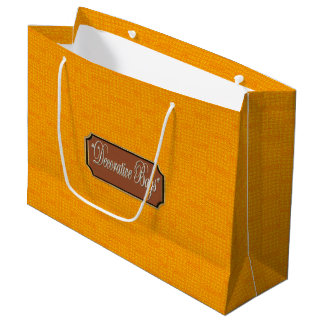Fire Large Gift Bag