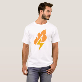 Fire Lightning Strike It's Lit On Fire shirt Lit
