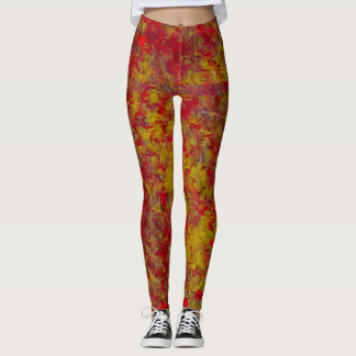 Fire Love Leggings