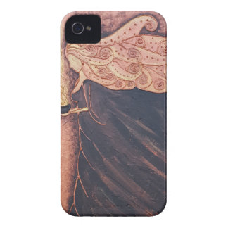 Fire maiden iPhone 4 cover