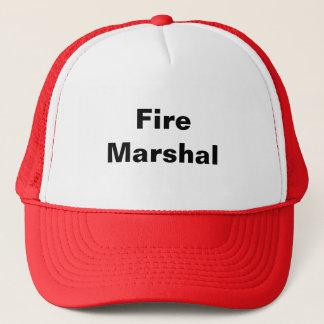 Fire Marshal Trucker Hat