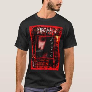 Fire Mass #1 Cover T-Shirt