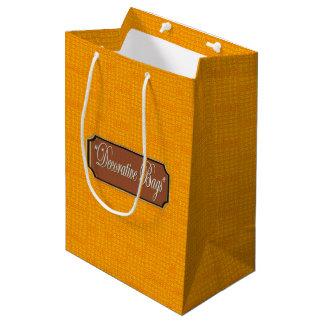 Fire Medium Gift Bag