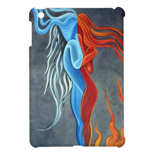 Fire N Ice Cover For The iPad Mini
