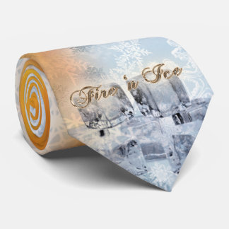 Fire 'n Ice Men's Tie