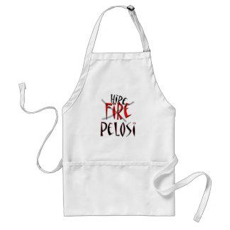 Fire - no Hire Pelosi Standard Apron