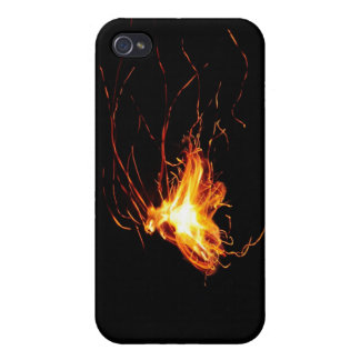 FIRE OF LOVE iPhone 4/4S CASE