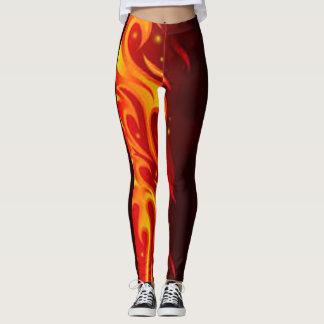 Fire of Soul Leggings