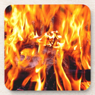 FIRE of the PASSION Drink Coaster