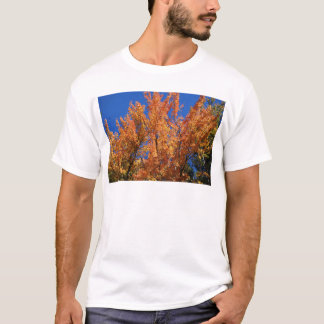 Fire Orange Tree T-Shirt