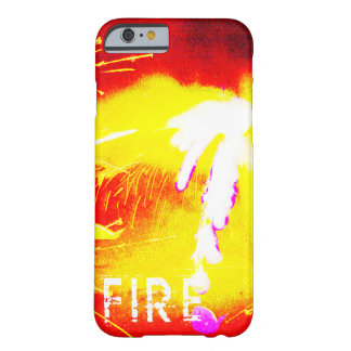Fire, Orange, Yellow and Red Barely There iPhone 6 Case