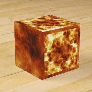 Fire Pattern Favor Box